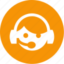 business, call center, customer, online, service, shopping, support icon