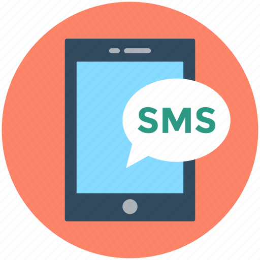 chat bubble, communication, mobile, mobile massage, sms icon