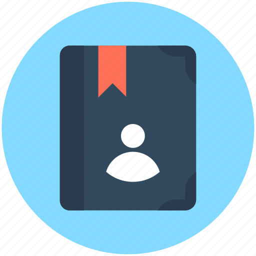Address book, phone directory, phonebook, telephone directory, yellow pages icon - Download on Iconfinder