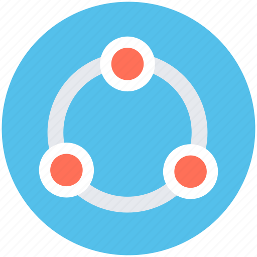 Community, network, social community, social media, structure icon - Download on Iconfinder