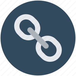 chain link, hyperlink, link, linkage, web link icon
