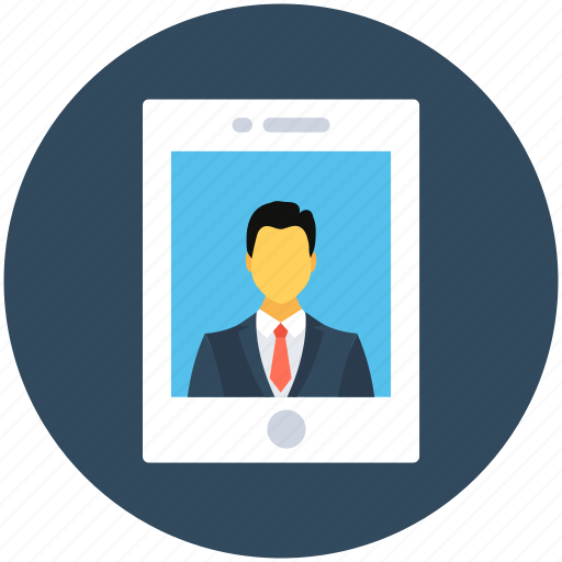 Mobile, video call, video chat, video conference, voice chatting icon - Download on Iconfinder