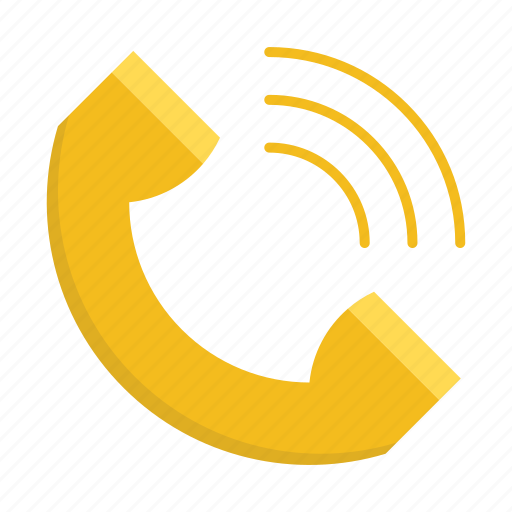 call, communication, device, phone icon