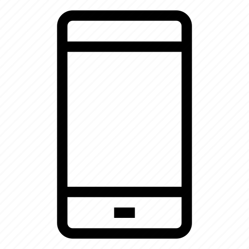 cellphone, communication, device, mobile, phone, smartphone, telephone icon