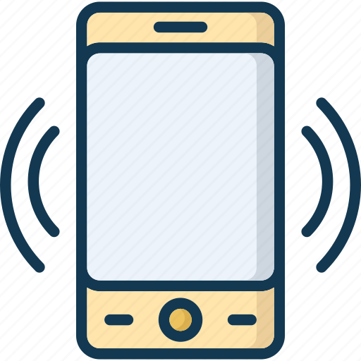 cellphone, communication, connected, mobile, mobile phone icon