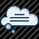 chatting, cloud computing, communication, computing icon