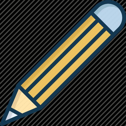 art, art medium, lead pencil, pen icon