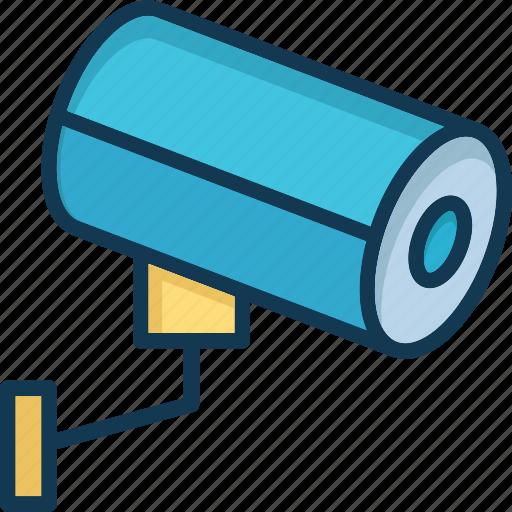 ccd camera, cctv camera, hidden, security camera icon