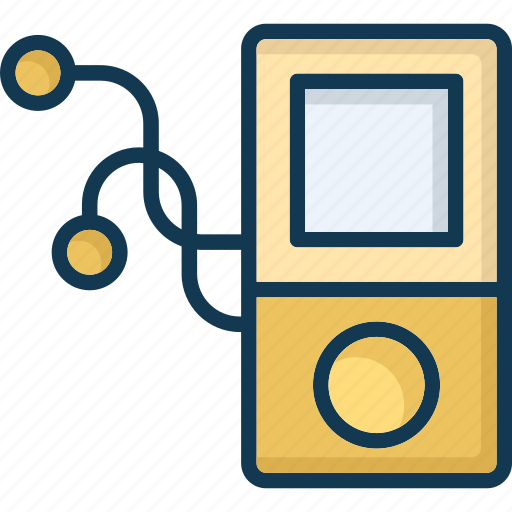 audio, music player, player, pod icon