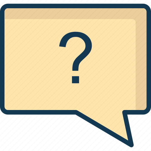 about, ask, help, hint icon