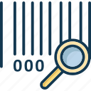 investigation, magnifying, optimization, searching icon