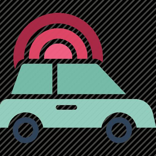 automobile, car, cargo car, taxi icon