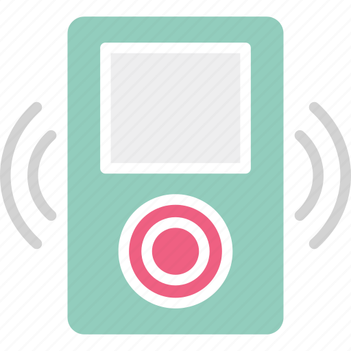 multimedia, music, music player, personal stereo icon