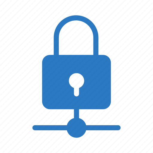 connection, lock, private, secure, sharing icon