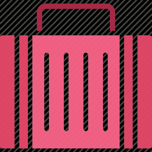 bag, briefcase, business bag, suitcase icon