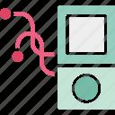 player, music player, pod, audio icon, walkman, audio