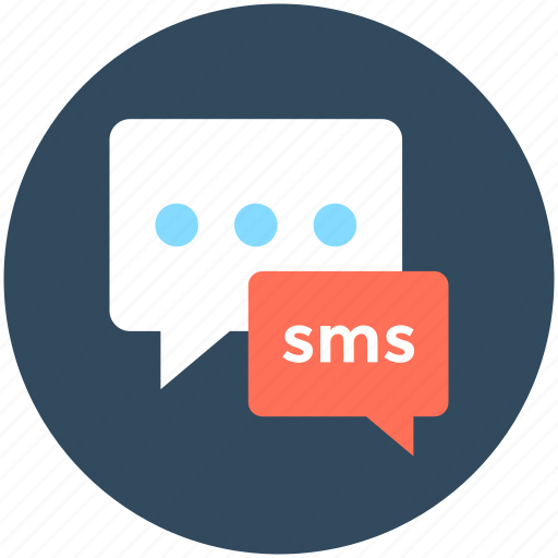 chat bubble, chatting, message, sms, speech bubble icon