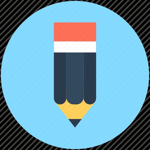 crayon, draw, pencil, stationery, write icon