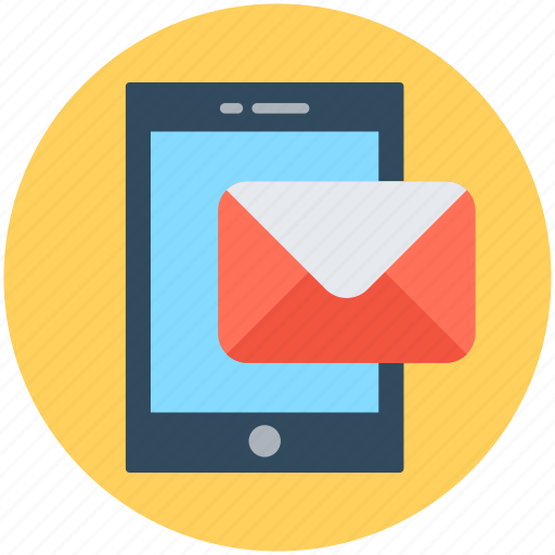 Email, message, mobile, mobile chatting, mobile massage icon - Download on Iconfinder