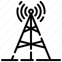 antenna, communication, connectivity, radio