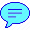 bubble, chat, chat bubble, chatting, comment, communication, talk