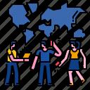 communication, connection, corporate, meeting, partnership, worldwide