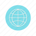 connect, global, globe, internet, network, wifi icon