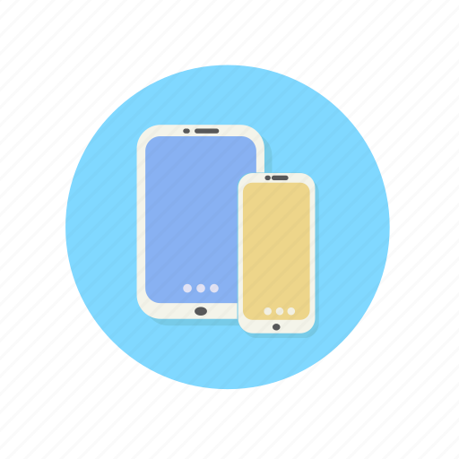 communication, connectivity, devices, mobile, mobile devices, mobile phone, tablet icon