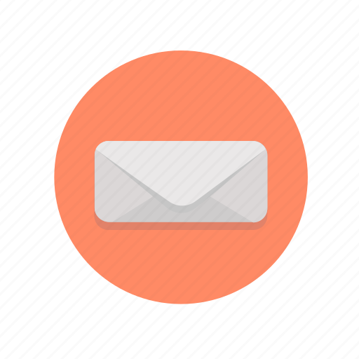 closed, email, mail, message icon