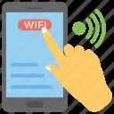 mobile broadband, mobile wifi, wifi settings, wifi zone, wireless internet icon