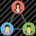 company, crew, organization, team, work group