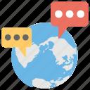 community network, global communication, multilingual, worldwide communication, worldwide consultancy icon