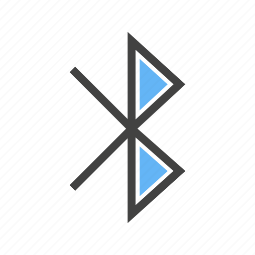 bluetooth, communication, connection, connectivity, data, file, transfer icon