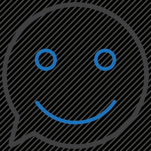 emoticon, emotion, smile, smiley icon