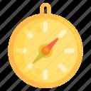 compass, gps, location, navigation, navigator icon