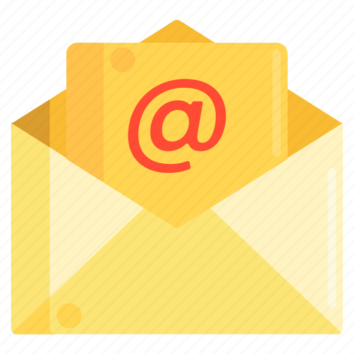 Correspondence, email, letter, mail icon - Download on Iconfinder