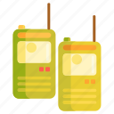 communication, talkie, walkie, walkie talkie