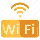 internet, internet connection, wifi icon
