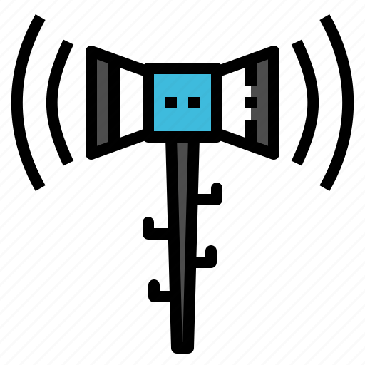 advertising, communication, loudspeaker, public, relation icon