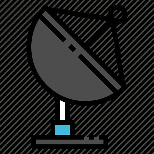 antenna, broadcast, radar, satellite, signal icon