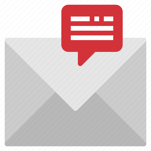Bubble, chat, email, mail, speech icon - Download on Iconfinder