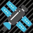 communication, radar, satellite, signal, technology icon