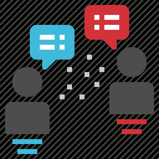 business, call, communication, speak, talk icon