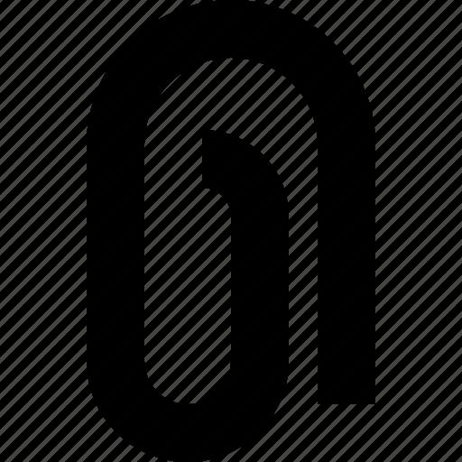 attache, attachement, file, paperclip icon