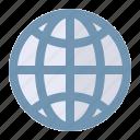 browse, communication, internet, world icon