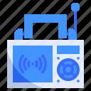 audio, communication, device, listen, multimedia, music, radio