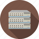 communication, connect, ethernet, network, port, server, switch
