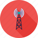 antenna, communication, signals, telecom, telecommunication, tower icon