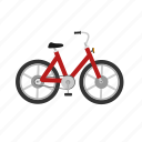 bicycle, cycle, cycling, handle, sport, tires, transport icon