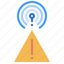 document, education, fail, file, test icon
